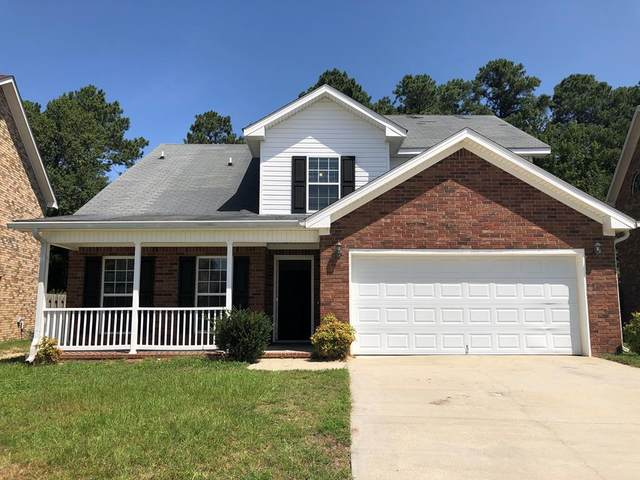 7608 Pleasantville Way, Grovetown, GA 30813 (MLS #459985) :: Melton Realty Partners
