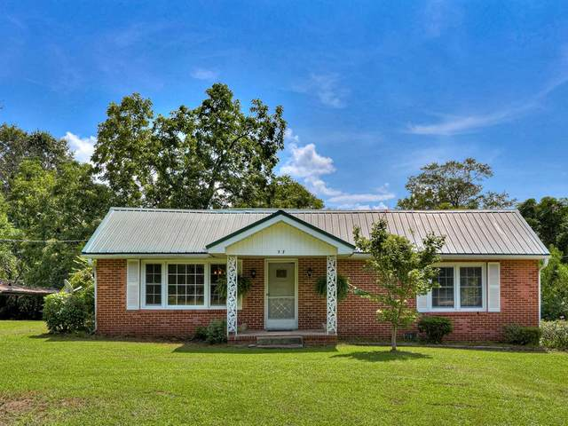 77 Flat Rock Road, Modoc, SC 29838 (MLS #460045) :: Melton Realty Partners
