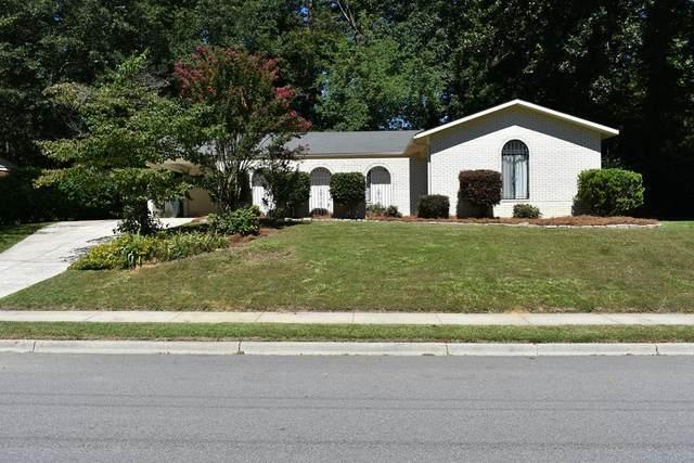 217 Gardners Mill Road, Augusta, GA 30907 (MLS #460070) :: The Starnes Group LLC