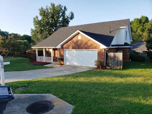 599 Jackson, Grovetown, GA 30813 (MLS #460089) :: Better Homes and Gardens Real Estate Executive Partners