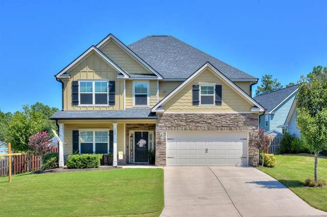 535 Salterton Way, Martinez, GA 30907 (MLS #460102) :: The Starnes Group LLC