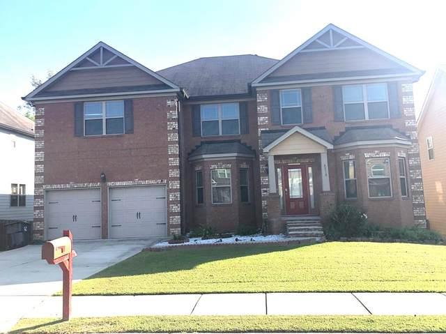 4018 SW Lakewood Drive, Grovetown, GA 30813 (MLS #460108) :: The Starnes Group LLC