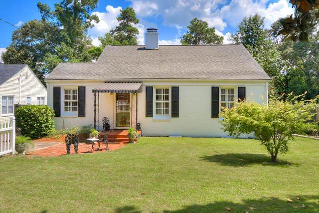 1782 Pine Tree Road, Augusta, GA 30904 (MLS #460138) :: Better Homes and Gardens Real Estate Executive Partners