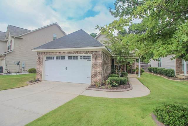 3617 Mossland Drive, Martinez, GA 30907 (MLS #460150) :: For Sale By Joe | Meybohm Real Estate
