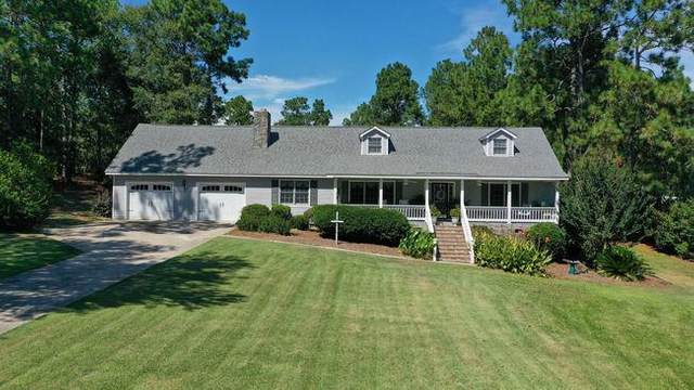 2374 Falcon Hill Drive, Aiken, SC 29803 (MLS #460172) :: The Starnes Group LLC