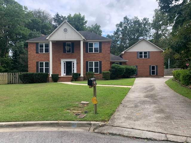 186 Stone Mill Drive, Augusta, GA 30907 (MLS #460176) :: REMAX Reinvented | Natalie Poteete Team
