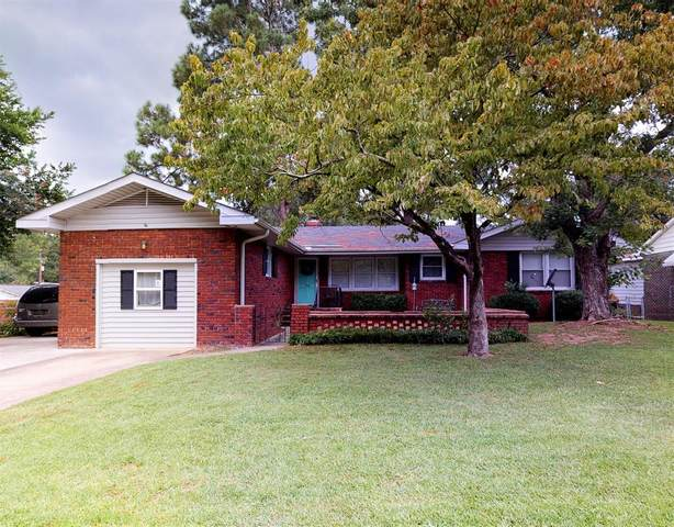 768 Winyah Drive, North Augusta, SC 29841 (MLS #460184) :: The Starnes Group LLC