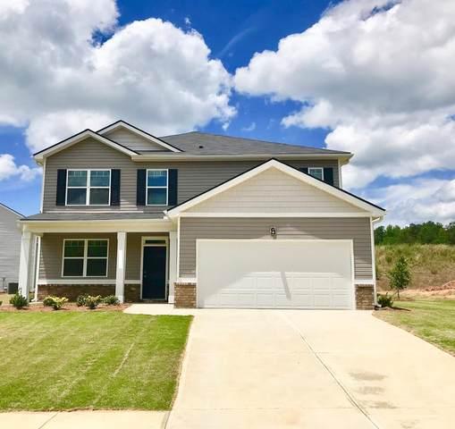 131 Lookout Loop, North Augusta, SC 29841 (MLS #460209) :: Tonda Booker Real Estate Sales
