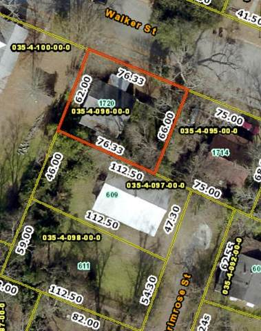 1720 Walker Street, Augusta, GA 30904 (MLS #460218) :: Better Homes and Gardens Real Estate Executive Partners