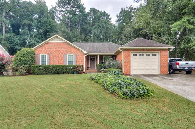 705 Rye Hill Drive, Evans, GA 30809 (MLS #460237) :: The Starnes Group LLC