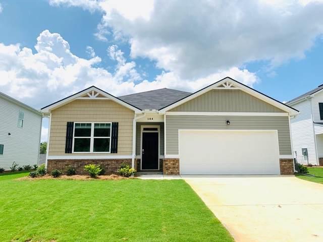 115 Lookout Loop, North Augusta, SC 29841 (MLS #460268) :: Tonda Booker Real Estate Sales