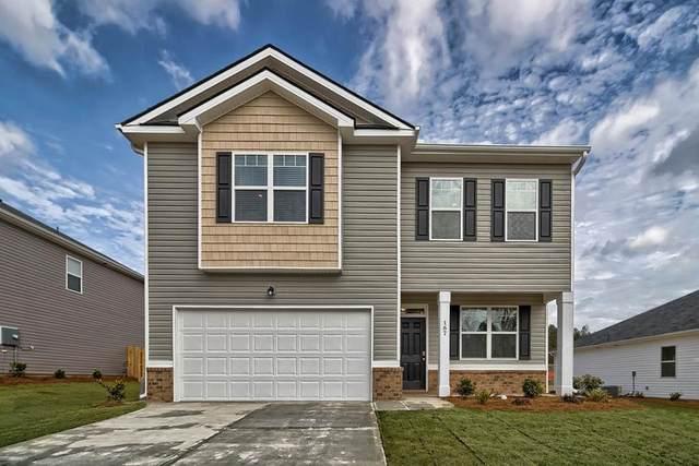 119 Lookout Loop, North Augusta, SC 29841 (MLS #460275) :: Tonda Booker Real Estate Sales