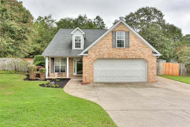 116 Lake Hartwell Drive, North Augusta, SC 29841 (MLS #460313) :: REMAX Reinvented | Natalie Poteete Team