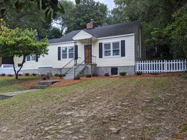 224 Oak Street, Gloverville, SC 29828 (MLS #460314) :: Melton Realty Partners
