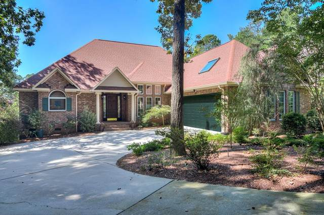 121 Mulberry Court, Aiken, SC 28903 (MLS #460315) :: Shannon Rollings Real Estate