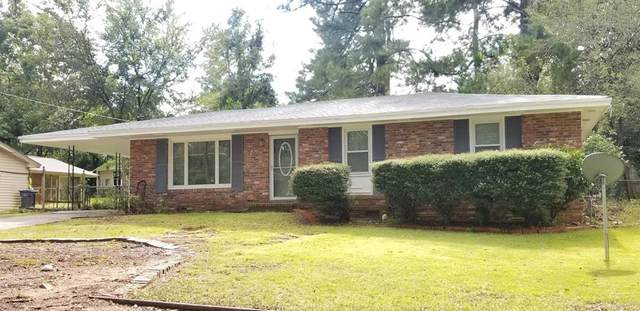 2604 Springwood Drive, Augusta, GA 30904 (MLS #460316) :: Shannon Rollings Real Estate