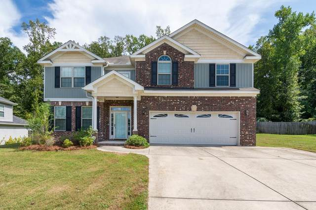 1616 Cedar Hill Drive, Grovetown, GA 30183 (MLS #460317) :: Shannon Rollings Real Estate