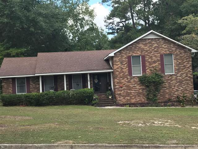 1301 Moultrie Drive, Aiken, SC 29803 (MLS #460336) :: Young & Partners