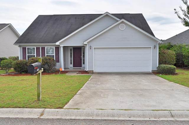 4025 Stone Pass Drive, Graniteville, SC 29829 (MLS #460414) :: Shannon Rollings Real Estate