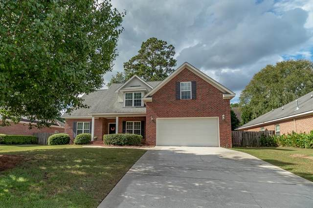 242 Stonington Drive, Martinez, GA 30907 (MLS #460418) :: Tonda Booker Real Estate Sales