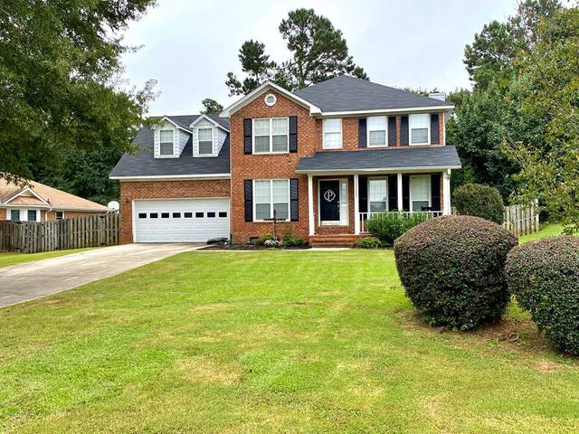 4626 Oxford Drive, Evans, GA 30809 (MLS #460438) :: Shannon Rollings Real Estate