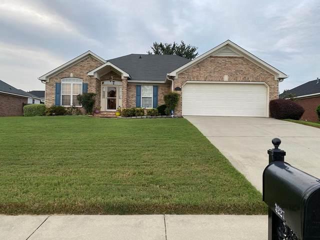 3227 Warwick Place, Hephzibah, GA 30815 (MLS #460448) :: Tonda Booker Real Estate Sales