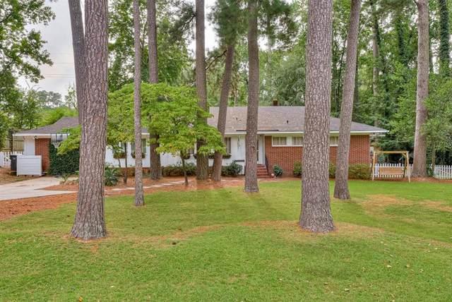 411 Ashland Drive, Augusta, GA 30909 (MLS #460462) :: Shannon Rollings Real Estate