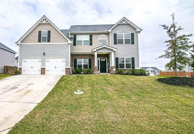 828 Hay Meadow Drive, Augusta, GA 30909 (MLS #460465) :: Shannon Rollings Real Estate