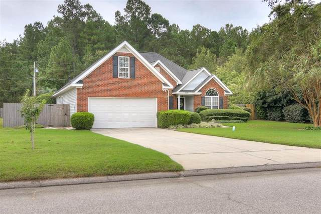 2525 Beaver Creek Lane, Aiken, SC 29803 (MLS #460473) :: The Starnes Group LLC