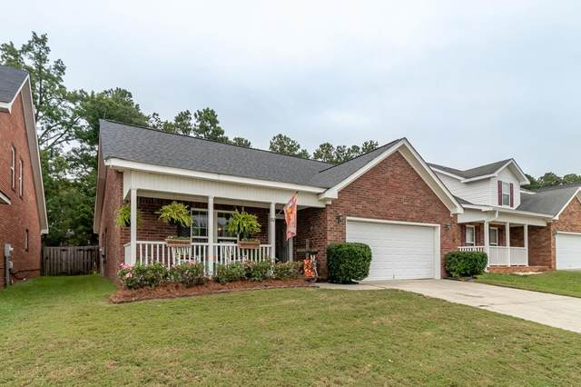 7620 Pleasantville  Way, Grovetown, GA 30813 (MLS #460480) :: Southeastern Residential