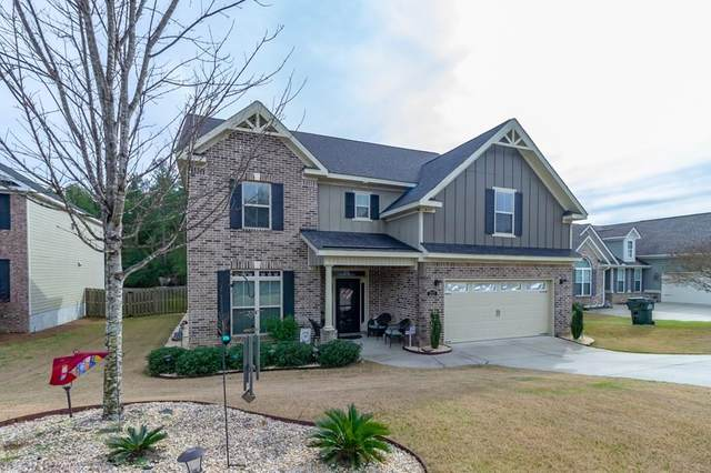 227 Dominion Drive, Aiken, SC 29803 (MLS #460487) :: Better Homes and Gardens Real Estate Executive Partners