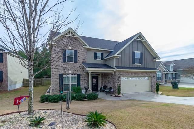 227 Dominion Drive, Aiken, SC 29803 (MLS #460487) :: For Sale By Joe | Meybohm Real Estate