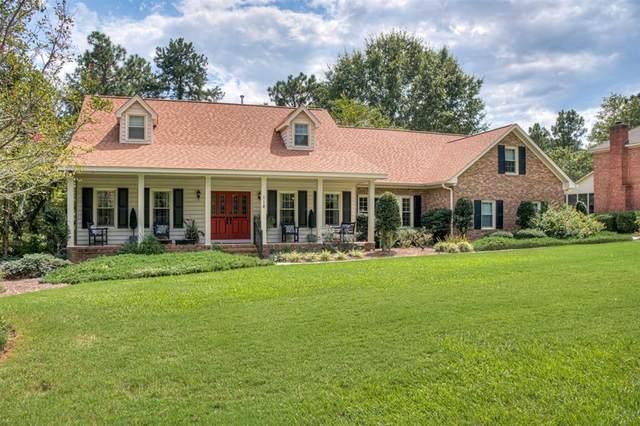 118 Dewberry Lane, Aiken, SC 29803 (MLS #460494) :: Better Homes and Gardens Real Estate Executive Partners