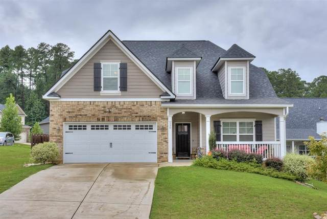 530 Salterton Way, Martinez, GA 30907 (MLS #460499) :: Tonda Booker Real Estate Sales