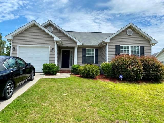 707 Keyes Drive, Grovetown, GA 30813 (MLS #460500) :: Shannon Rollings Real Estate