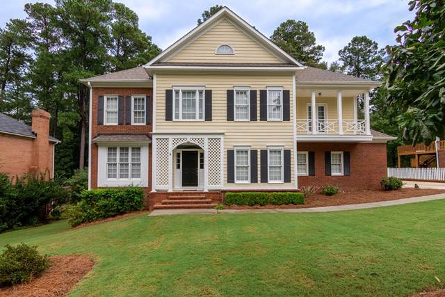 813 Woodberry Drive, Evans, GA 30809 (MLS #460511) :: Better Homes and Gardens Real Estate Executive Partners
