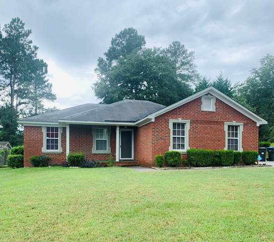 2051 Bassford Drive, Hephzibah, GA 30815 (MLS #460516) :: Shannon Rollings Real Estate