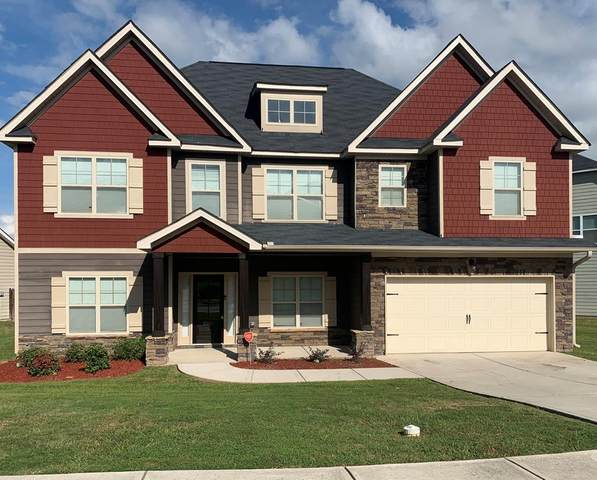 8809 Crenshaw Drive, Grovetown, GA 30813 (MLS #460529) :: Tonda Booker Real Estate Sales