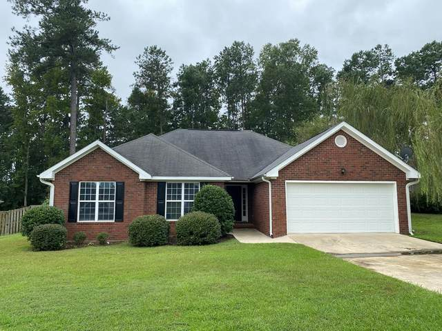 1225 Pinnacle Drive, Grovetown, GA 30813 (MLS #460542) :: Tonda Booker Real Estate Sales