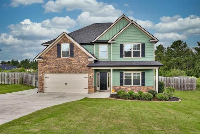 5425 Victoria Falls, Grovetown, GA 30813 (MLS #460557) :: Tonda Booker Real Estate Sales