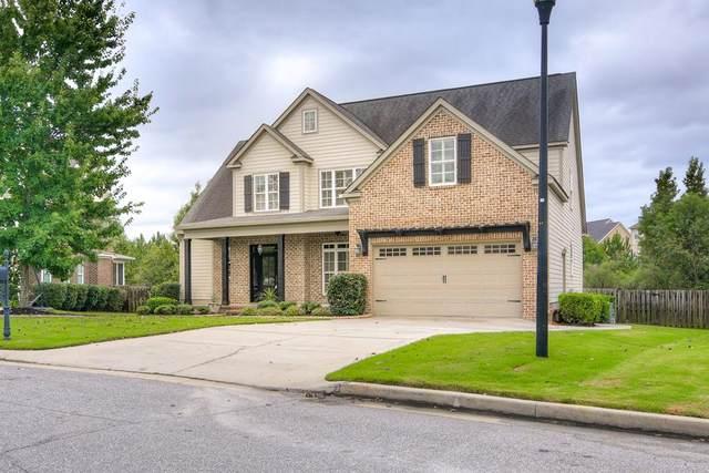 337 Bellhaven Drive, Evans, GA 30809 (MLS #460558) :: Tonda Booker Real Estate Sales