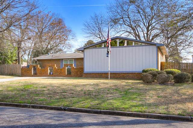 102 Holiday Drive, Martinez, GA 30907 (MLS #460565) :: Tonda Booker Real Estate Sales