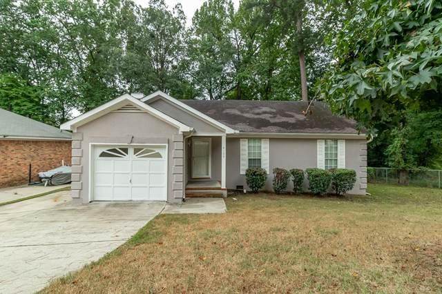 4120 Mansfield Place, Martinez, GA 30907 (MLS #460570) :: Tonda Booker Real Estate Sales