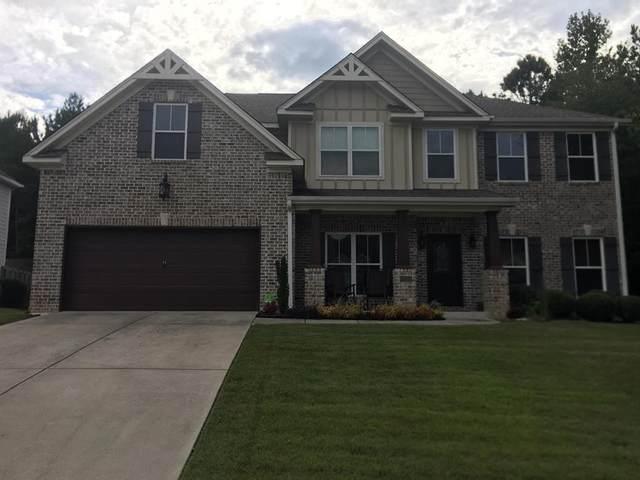 3907 Lakeside Pass, Hephzibah, GA 30815 (MLS #460571) :: Tonda Booker Real Estate Sales