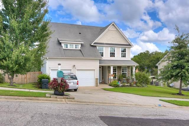 6043 Great Glen, Grovetown, GA 30813 (MLS #460576) :: Shannon Rollings Real Estate