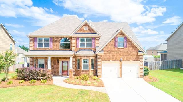 3406 Covington Court, Augusta, GA 30909 (MLS #460584) :: Better Homes and Gardens Real Estate Executive Partners
