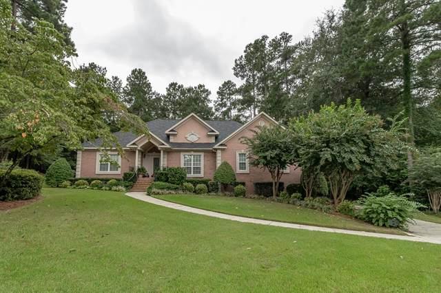 4112 Mcbride Court, Martinez, GA 30909 (MLS #460588) :: Tonda Booker Real Estate Sales