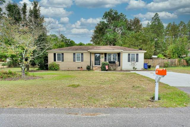 147 Sherwood Forest Drive, Graniteville, SC 29829 (MLS #460600) :: Tonda Booker Real Estate Sales