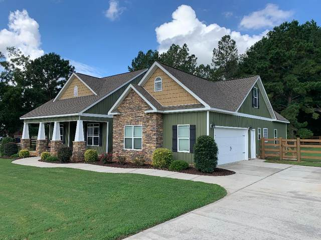 1035 NW Peachtree Drive, Thomson, GA 30824 (MLS #460612) :: Melton Realty Partners