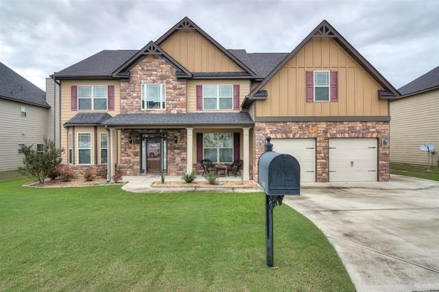 143 Broadleaf Trail, Grovetown, GA 30813 (MLS #460616) :: Better Homes and Gardens Real Estate Executive Partners